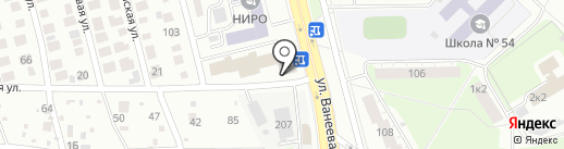 Современная гуманитарная академия на карте Нижнего Новгорода