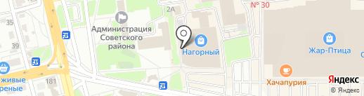Сумки для вас на карте Нижнего Новгорода
