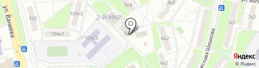 Metrika на карте Нижнего Новгорода