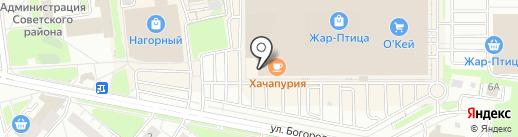 Elis на карте Нижнего Новгорода