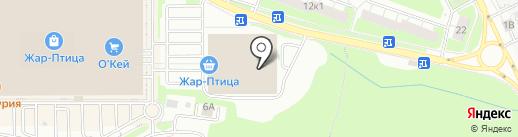 Радуга детства на карте Нижнего Новгорода
