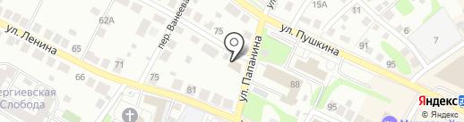 Росгосстрах, ПАО на карте Бора
