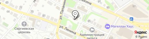 Ростелеком, ПАО на карте Бора