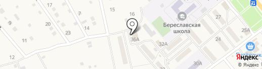 ШиК на карте Береславки