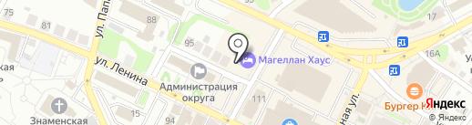 Кухня Пара на карте Бора