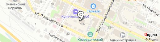 СМТел НН на карте Бора