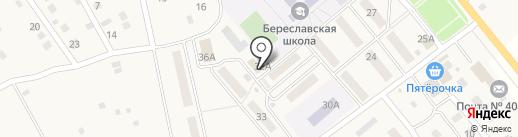 Керамик+ на карте Береславки