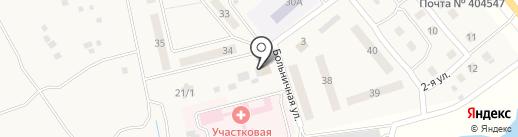 Аптека на карте Береславки
