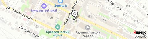 Новый интерьер на карте Бора