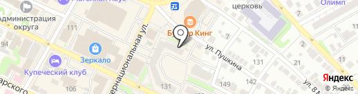 Магазин штор на карте Бора