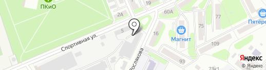 Профит-Сервис на карте Бора