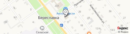 Участковый пункт полиции №15 на карте Береславки