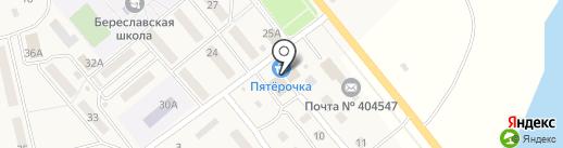 Деловые Люди на карте Береславки