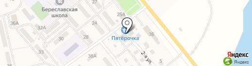 Магазин детской одежды на карте Береславки
