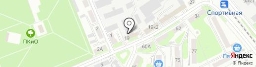 Нижегородпромопт на карте Бора