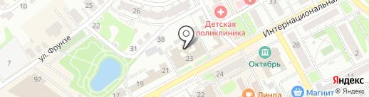 Link Telecom на карте Бора