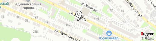 ЗАГС на карте Бора