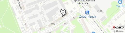 РуПайп на карте Бора