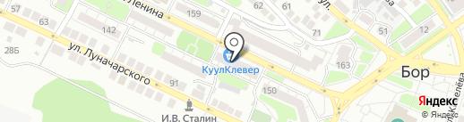 Лада Авто на карте Бора