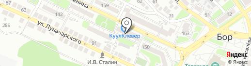Farmani на карте Бора