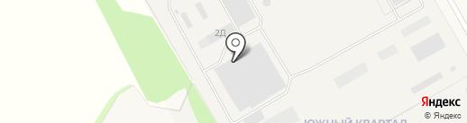 Нижегородский ликероводочный завод на карте Федяково