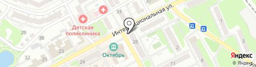 Платежный терминал, Совкомбанк, ПАО на карте Бора