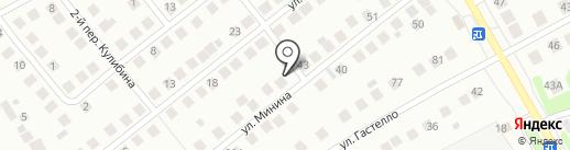 Мастерская по ремонту телевизоров на карте Бора