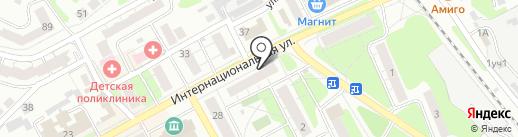 Платежный терминал, Сбербанк, ПАО на карте Бора