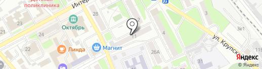 Теплосервис на карте Бора