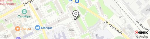 ОРС Трейд на карте Бора