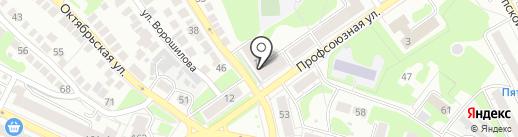 Судебный участок Борского судебного района Нижегородской области на карте Бора
