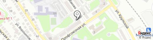 ФКБ Юниаструм Банк на карте Бора