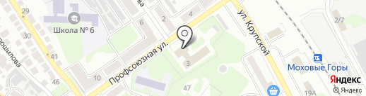 Борский городской суд на карте Бора