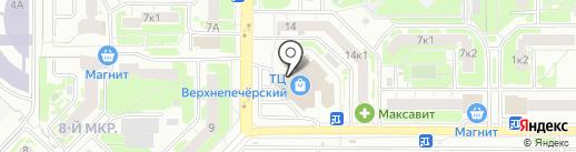 Prolab на карте Нижнего Новгорода