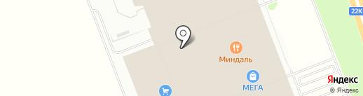 Corsar на карте Федяково