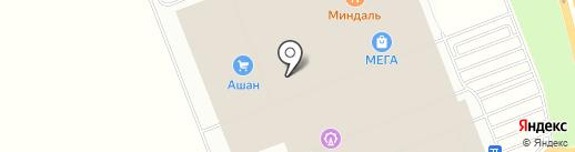 АвтоДевайс на карте Федяково