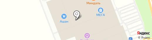 Банк ВТБ 24, ПАО на карте Федяково