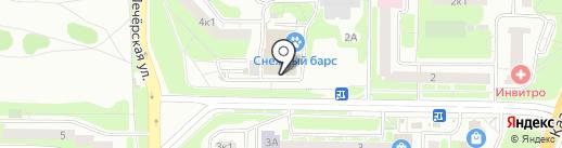 Магазин медтехники на карте Нижнего Новгорода