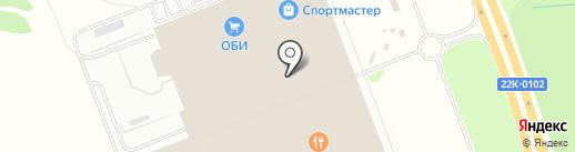 АСКОНА на карте Федяково