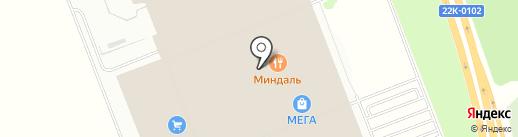 Дюжина на карте Федяково