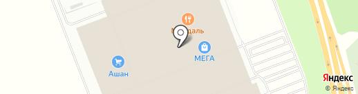 Мёд на карте Федяково