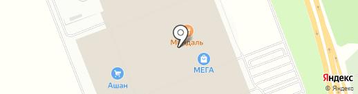 Фан Чулан на карте Федяково