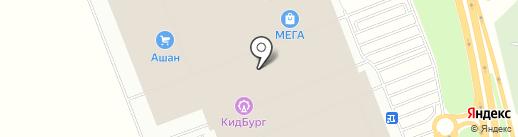 Orby на карте Федяково