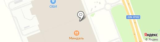Фундук на карте Федяково
