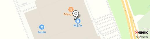 Subway на карте Федяково