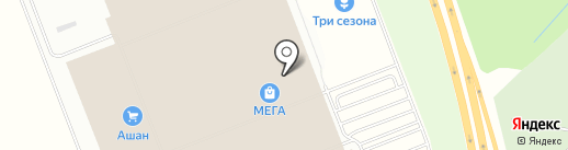 Мушу на карте Федяково