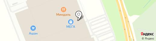 Кондитерская лавка на карте Федяково