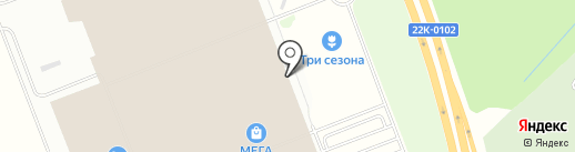 Qiwi на карте Федяково