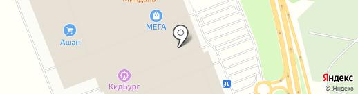 Henderson на карте Федяково