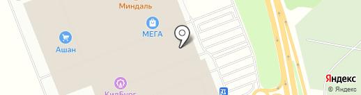 Час сервис на карте Федяково